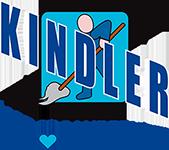 KINDLER Gebäudereinigung Logo